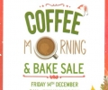 Coffee Morning and Bake Sale