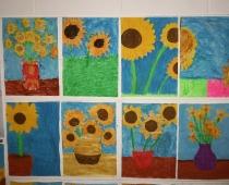 Flowers, flowers, everywhere!
