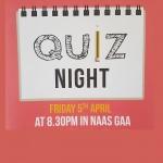 new quiz poster