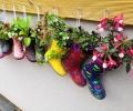 Flower Boots!