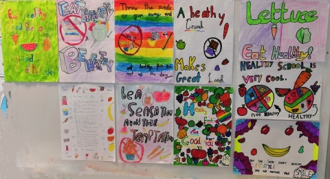 Healthy Eating Poster Competition